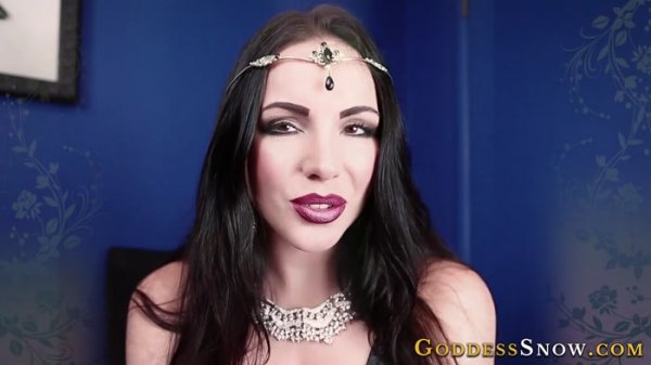 Goddess Alexandra Snow - Diadem of Power