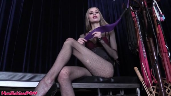 Goddess Kyaa - Once You Watched Your First Femdom Video It Was Over For You