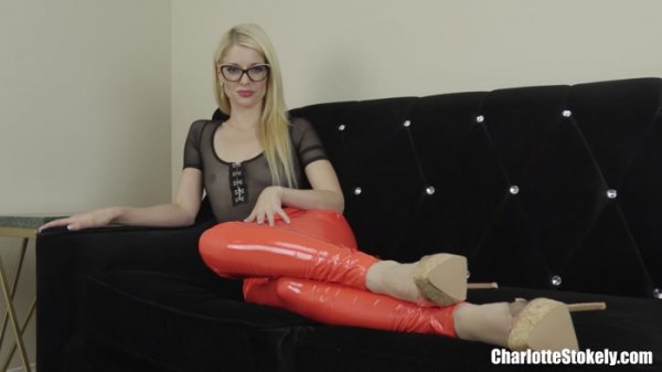 Charlotte Stokely - Cuckold Career Gets Real