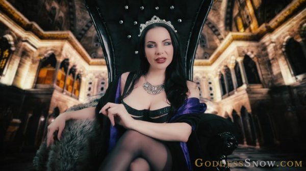Goddess Alexandra Snow - The Faerie Queen: Mesmerized Knights