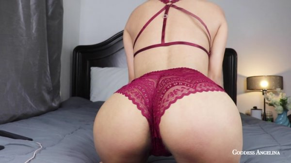 Goddess Angelina - Perfect Ass