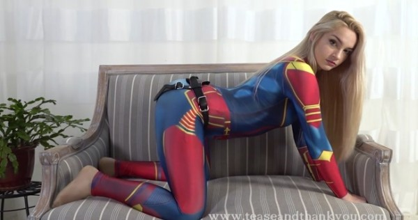 Mandy Marx - Miss Marvel's Little Virgin