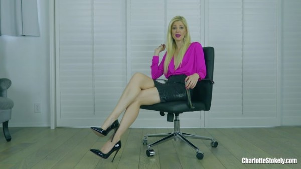 Charlotte Stokely - Banker And The Wanker