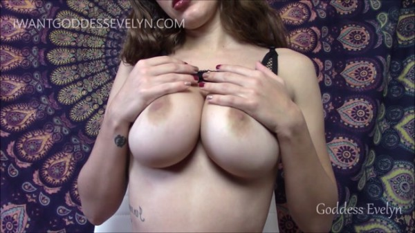 Goddess Evelyn - P0ppers CEI MindFuck