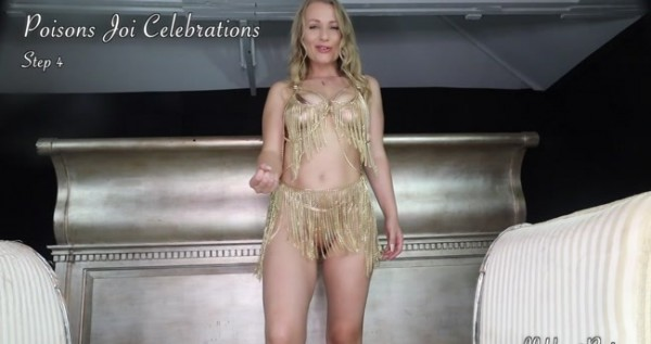 I Want Poison – 12 Step JOI Celebrations- Step 4