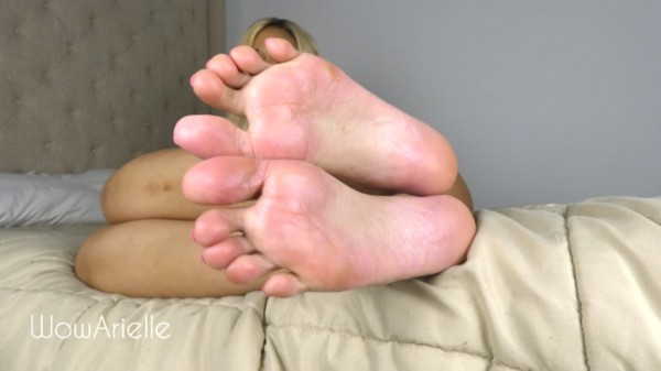 WowArielle - POV Ignore Foot Worship