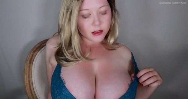 Goddess Amber Mae - Don't Be Afraid
