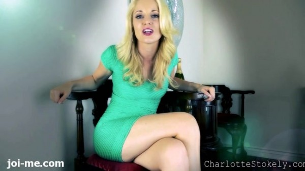 Charlotte Stokely - Stay Hard Headphone Humiliation