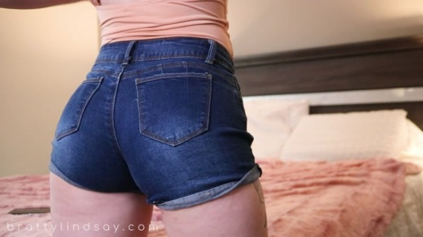 Bratty Lindsay – Denim Bitch