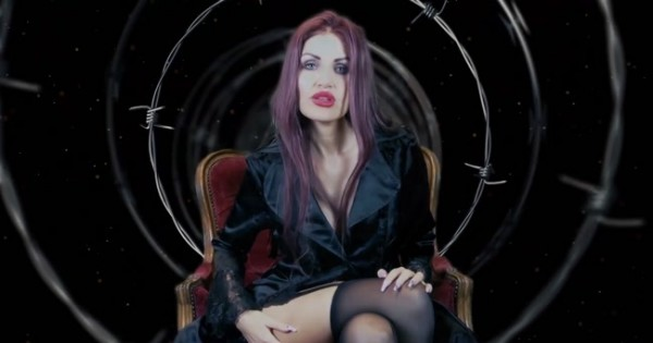 Lady Mesmeratrix - THE DARK TUNNEL OF LOVE