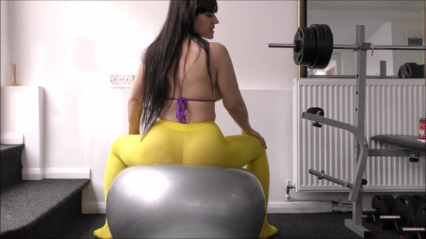 Superior Woman – Gym Wanker