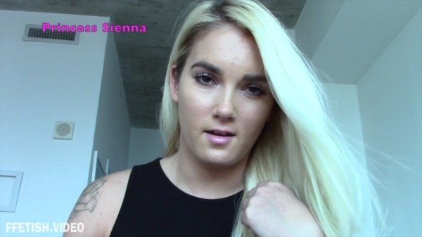 Princess Sienna - Sienna Therapy
