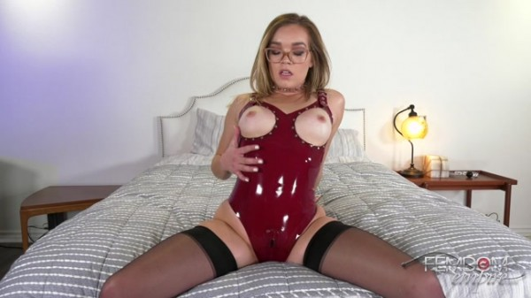 Katie Kush - Controlling Slave Dick