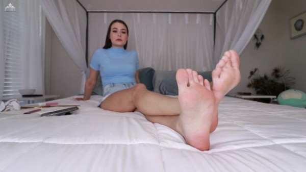 Princess Ivory - Foot Cuck Boyfriend