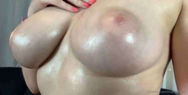 Mary Moody - oil tits