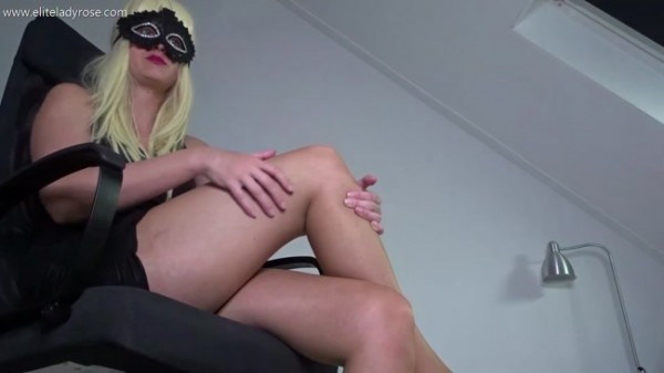 Elite Lady Rose - One Hour Dutch JOI